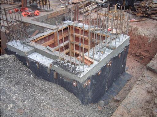 xây hố pit thang máy gia đình